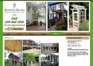 Plantation Porches