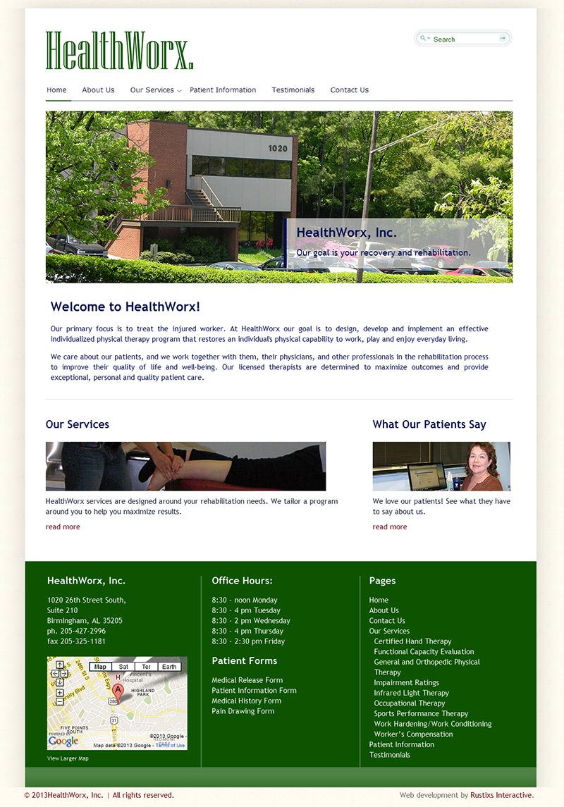 healthworx-inc.com