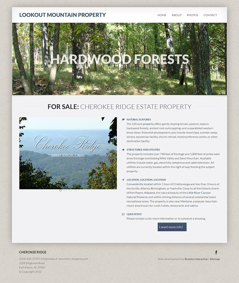 Lookout-Mountain-Property.com