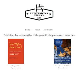 Provisions Press