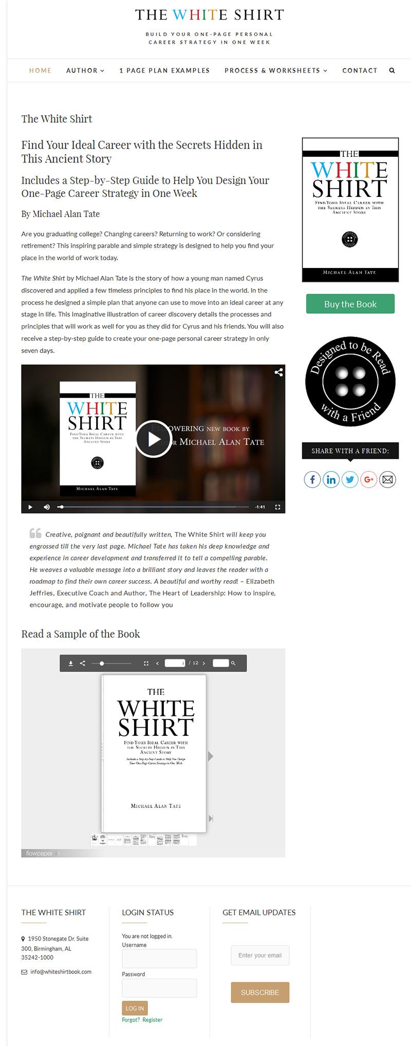 WhiteShirtBook.com