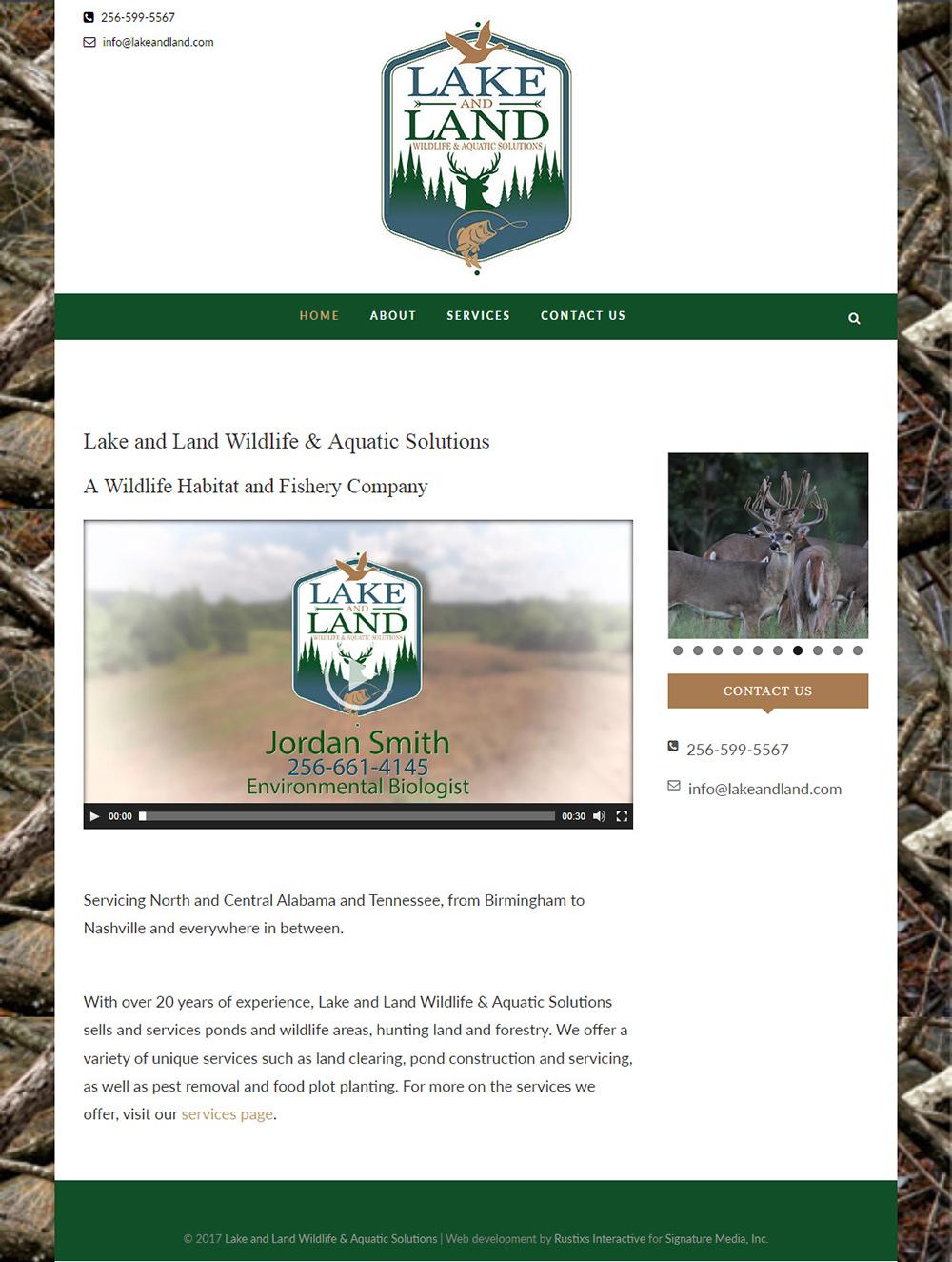 LakeandLand.com